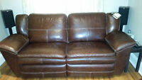 Lazboy full reclining couch