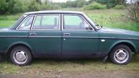 FOR SALE 1979 VOLVO 244 DL