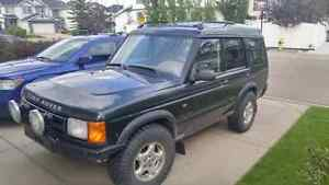 2000 Land Rover Discovery 2/II