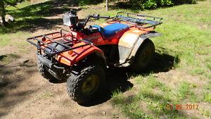 ATV 1992 250 Suzuki