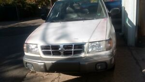 1999 Subaru Forester S Limimited SUV, Crossover (Great for parts