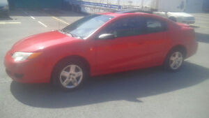 2007 Saturn ION Ion.4Midlevel Coupe (2 door)