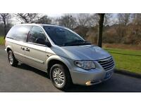 2005 Chrysler Voyager 2.8CRD auto LX FULL LEATHER,AUT DIESEL