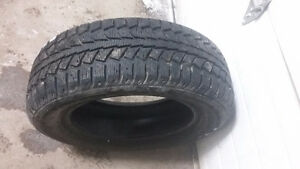 Uniroyal winter tire 195 65R15 only $60