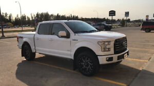 2017 Ford F-150 Lariat 3.5L Eco-Boost