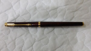 Parker Sonnet Chinese Laque Amber Fountain Pen