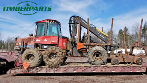 DISMANTLING VALMET 860.1 FOR PARTS