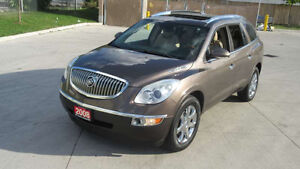 2008 Buick Enclave,CXL, Leather, DVD, ROOF 3/Y warranty availab.