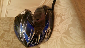 SHOEI  MOTORCYCLE HELMET