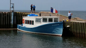 Lobster Trauler House Boat - PRICE REDUCED!!!