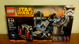 Lego Star Wars Death Star Final Duel 75093 BNIB