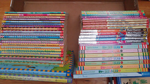 Lot of Girls Chapter Books