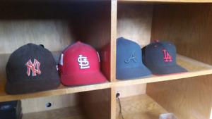 New Era fitted baseball hats