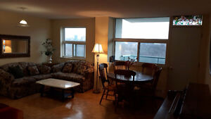 Close to subway furnished 1 bdrm apartment reasonably priced