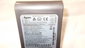 Dyson rechargeable battery