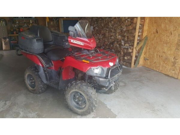 Used 2005 Kawasaki Brute Force KVF