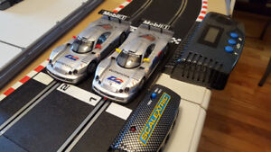 Scalextric Mercedes CLK Le Mans Westminster - VERY RARE