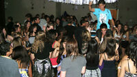 WE WILL HOST YOUR PARTY!