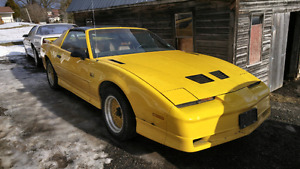 1988 Pontiac Firebird Trans Am GTA 5.0L T-top Auto.