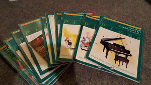 Alfred's Basic Piano Level 2 & 3 (10 books)