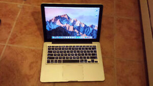 """2010 13"""" Macbook Pro for sale, Can deliver"""