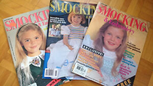 Revues Smocking & Embroidery