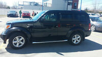 2007 Dodge Nitro SUV, VGM Noir $6.500. negociable