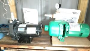 1/2 HP JET PUMPS, BRAND NEW , FOR SALE