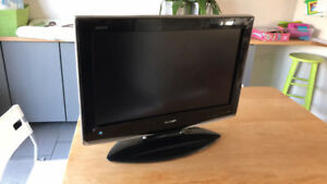"Sharp Aquos 26"" LCD TV. 75$ obo"