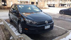 2013 Volkswagen Golf Hatchback Excellent Condition