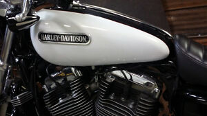 Fuel tank and fenders