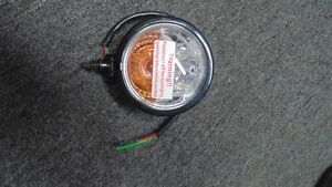 SIGNAL/SPOT LAMPS COMBINED - CLEAN UP THE FRONT OF YOUR BIKE