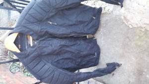 Motorcycle Jacket XXXL NYLON WITH ZIP OUT LINER HIGH QUALITY