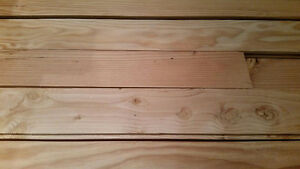 2nd growth fir flooring Campbell River Comox Valley Area image 1