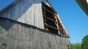 Barn Removal / Demolition *WE BUY BARNS* Kitchener / Waterloo Kitchener Area image 3