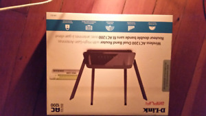 Router dlink ac1200 in box
