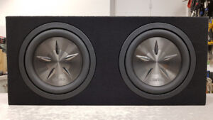 "10"" Clarion Sub in Sealed Box"