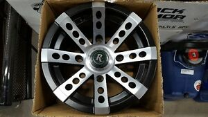Remington Alloy wheels for Teryx, Commander, or outander