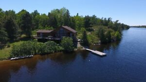Georgian Bay Waterfront Luxury cottage/Home