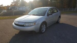 Saturn Ion Sedan 4dr Sdn Ion 2 Midlevel Auto 2004