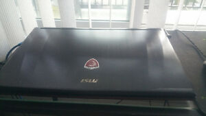 MSI GE72 2QF Gaming Laptop For Sale