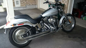 2004 Harley Davidson Deuce