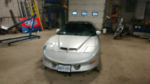1996 Pontiac Firebird Trans Am V8