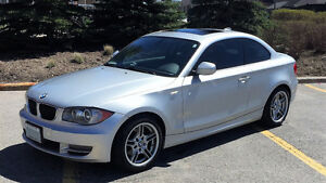 2010 BMW 1-Series Coupe (2 door)