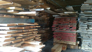 UNFINISHED HARDWOOD LUMBER Kawartha Lakes Peterborough Area image 1