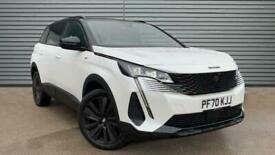 image for 2020 Peugeot 5008 1.6 PureTech GT Premium EAT (s/s) 5dr Auto SUV Petrol Automati