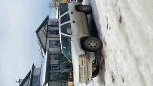 2002 Chevrolet Tahoe - $1700/trade
