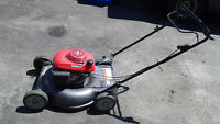 honda lawn mower for parts or repair