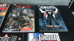 Various Punisher Collections - Mostly Recent - NM Kingston Kingston Area image 3
