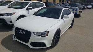 2013 Audi S5 RS5 Coupe (2 door)